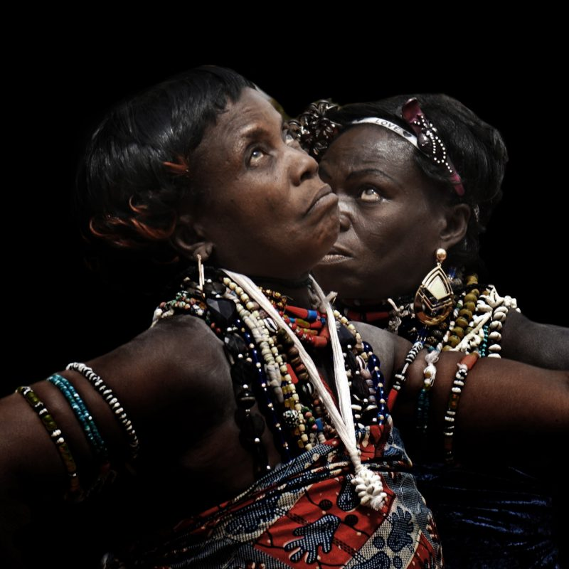 bruiden van de voodoo